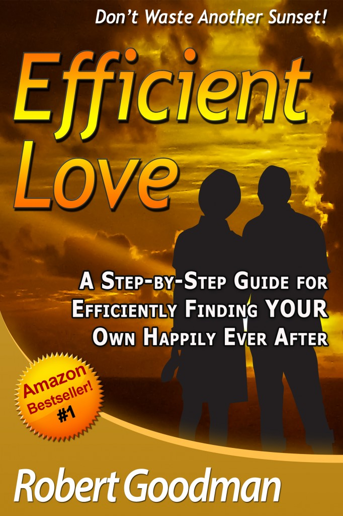 Click For Larger Book Cover Image of Efficient Love